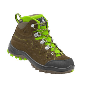 Garmont Escape Tour GTX Scarpe Bambino verde/marrone